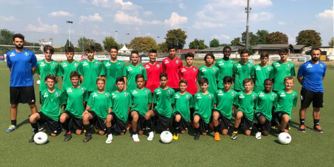 Under 14, sette gol al Rimini in trasferta