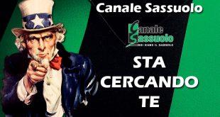 Canale Sassuolo cerca nuovi collaboratori!