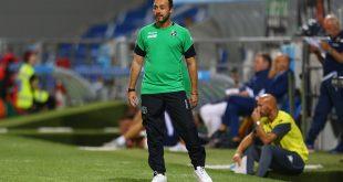 """De Zerbi dopo Sassuolo-Inter: """"Abbiamo meritato la vittoria"""""""