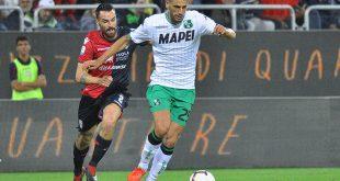 Focus on Sassuolo-Cagliari: precedenti, curiosità e gli highlights dell'andata