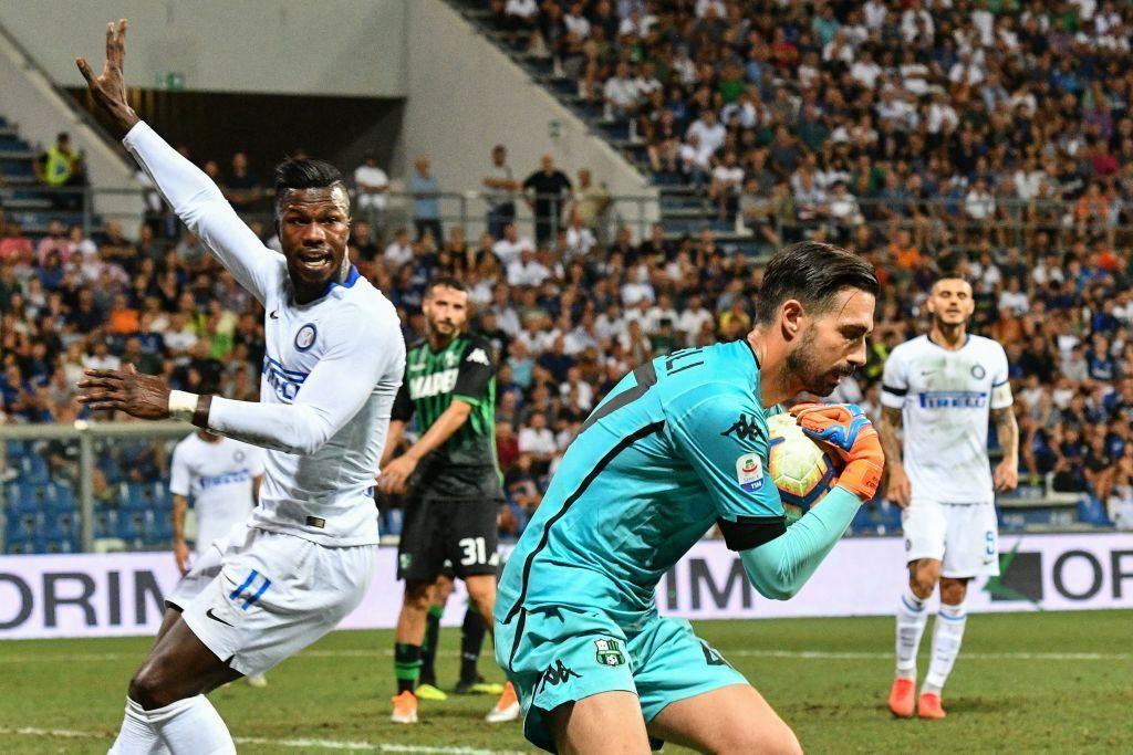 Sassuolo-Inter 1-0