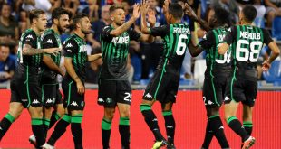 Sassuolo-Inter 1-0: bentornato Sasol, bentornato Berardi