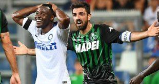 """Magnanelli dopo Sassuolo-Inter: """"Siamo stati superiori"""""""