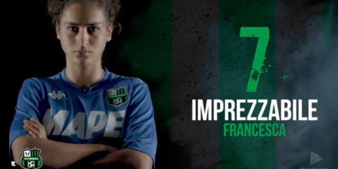 Sassuolo femminile: assegnati i numeri di maglia per la stagione 2018-19