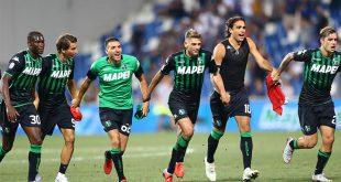 Sassuolo:si riparte il 19 Gennaio con la Serie A per il sogno Europa