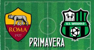 Live Primavera Roma-Sassuolo