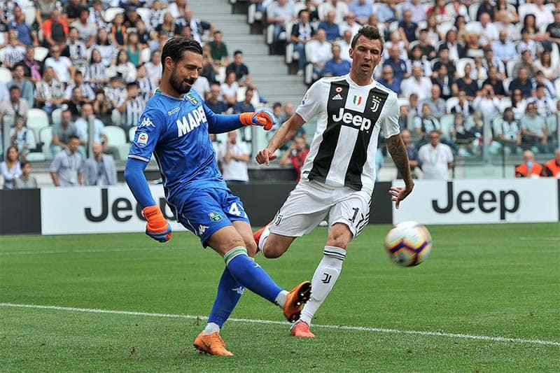 Andrea Consigli Juventus