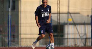 Raspadori convocato per un raduno con l'Italia Under 19