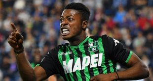 claud adjapong lecce sassuolo