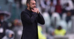"Udinese-Sassuolo, parla de Zerbi: ""Partita determinante per entrambe"""