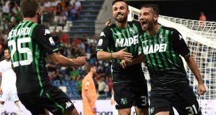 Sassuolo-Empoli 3-1: come far danni anche quando si soffre
