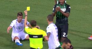 Sassuolo-Empoli: Zajc multato dal giudice sportivo