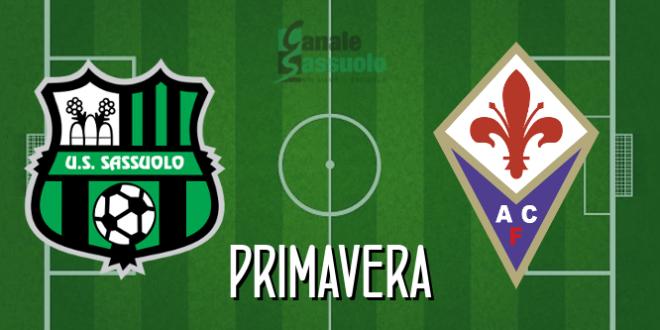 DIRETTA Primavera Sassuolo-Fiorentina