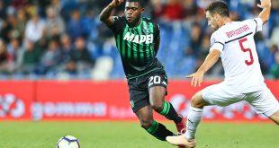 Calciomercato Sassuolo: anche il Milan su Boga, offerto Pobega come parziale contropartita