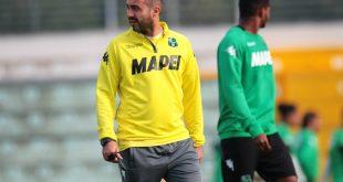 "Verso Empoli-Sassuolo, De Zerbi: ""Gara importantissima. Conosco bene Babacar e lo difendo"""