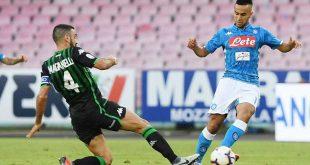 """Magnanelli dopo Napoli-Sassuolo 0-2: """"Risultato troppo largo, li abbiamo messi in difficoltà"""""""