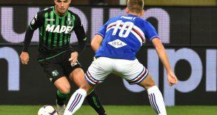 """Lirola dopo Sassuolo-Sampdoria 3-5: """"Non siamo scesi in campo. Queste figure non le possiamo fare"""""""