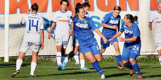 Gara equilibrata in Veneto tra Tavagnacco e Sassuolo: 1-1 il risultato finale