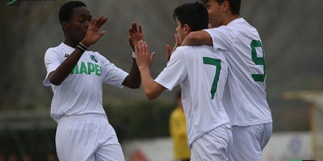 Giovanili Sassuolo: programmati tre Test Match per domenica 7 febbraio