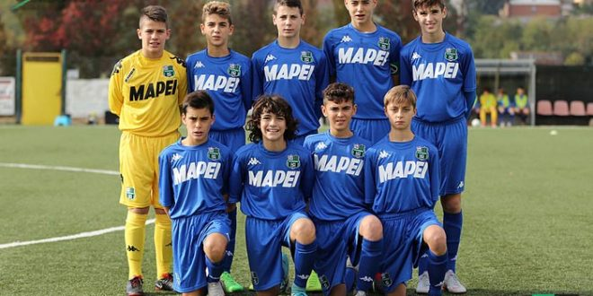 Campionato Under 13 PRO: Sassuolo-Pro Piacenza 10-0