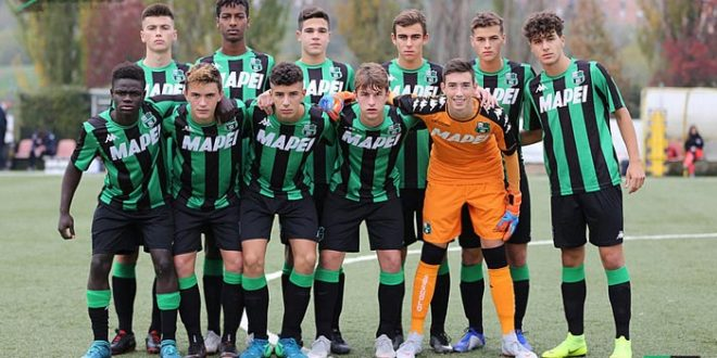LIVE Under 15 Sassuolo-Genoa