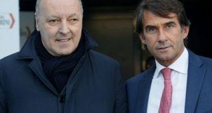 L'approdo di Marotta all'Inter influirà sul mercato del Sassuolo?