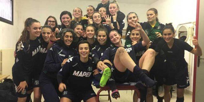 Sassuolo Femminile: la Rossi e la Zanni con la Nazionale Under 19