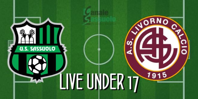 Live Under 17 Sassuolo-Livorno