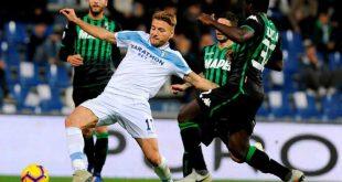 Il Tabellino di Sassuolo-Lazio 1-1, Ferrari risponde a Parolo