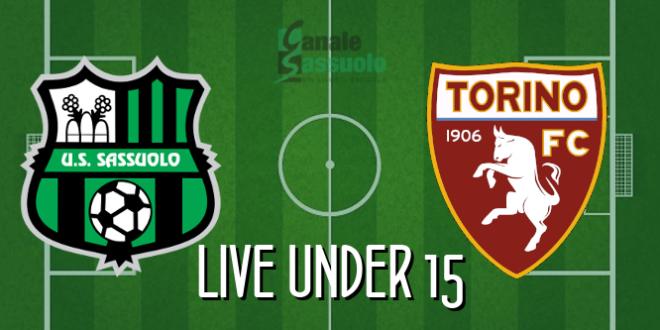 Live Under 15 Sassuolo-Torino