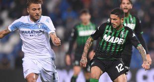 Sassuolo-Lazio 1-1: al riposo consapevoli del valore neroverde