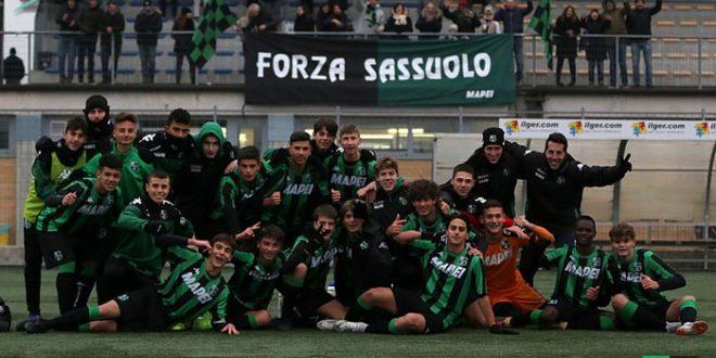 """Il Sassuolo Under 17 ne fa 7 al Livorno a San Michele, Barone: """"Grande prova di squadra"""""""