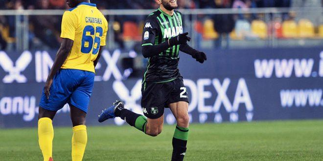 Berardi 50 gol in serie A