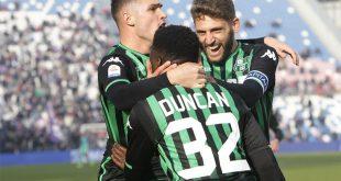 I numeri di Sassuolo-Fiorentina: la giornata delle rimonte