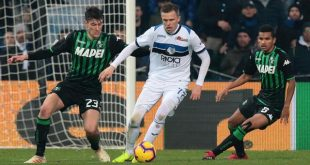 I numeri di Sassuolo-Atalanta 2-6: necessità di ridimensionamento
