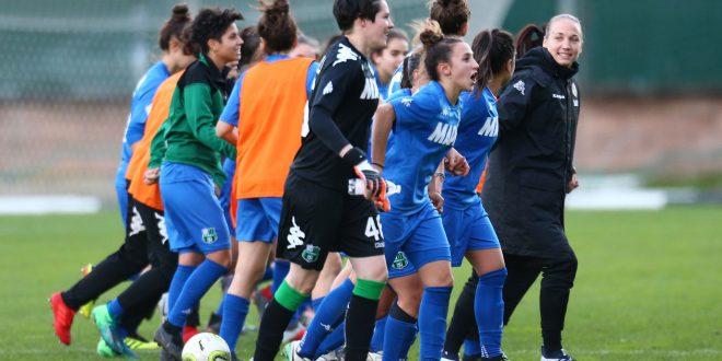Coppa Italia : Sassuolo Femminile supera il ChievoVerona Valpo e accede ai quarti di finale
