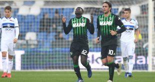 Sassuolo-Atalanta 2-6: una disfatta senza scuse