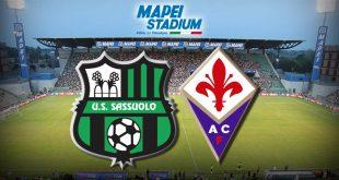 Sassuolo-Fiorentina: all'ultimo respiro pareggia la Fiorentina, finisce 3-3