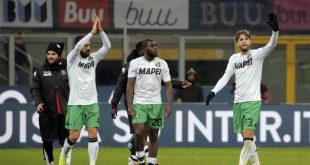 I numeri di Inter-Sassuolo (0-0): un pareggio inedito