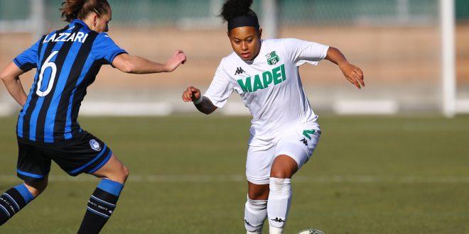 Risultato ad occhiali 0-0 per il Sassuolo Femminile contro l'Atalanta Mozzanica
