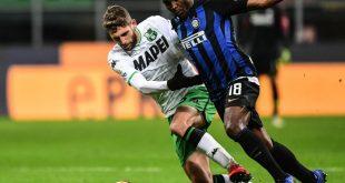 Inter-Sassuolo 0-0: Il Sassuolo deve tornare a fare quello che ha dimostrato di saper fare