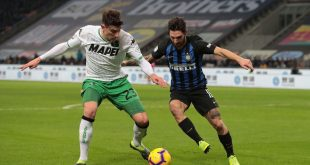 Le pagelle di Inter-Sassuolo 0-0: il 2019 parte con un buon punto