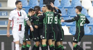 Serie A, Sassuolo-Cagliari: prezzo biglietti e dove vederla in TV