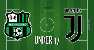 Diretta Under 17 Sassuolo-Juventus