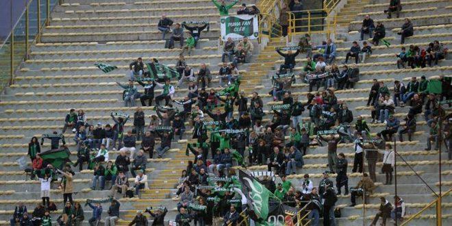 Tifosi Sassuolo a Bologna