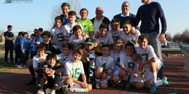 FOTOGALLERY – I Pulcini 2008 vincono il CUS President Cup
