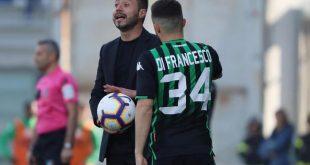 """De Zerbi dopo Sassuolo-Sampdoria 3-5: """"Pecchiamo nel mantenere viva l'attenzione gara dopo gara"""""""