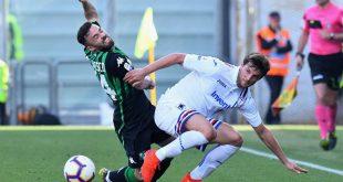 Sassuolo-Sampdoria 3-5: un gioco prevedibile e una squadra che non è stata squadra