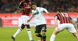 Calciomercato Sassuolo: Sensi è già un giocatore del Milan?
