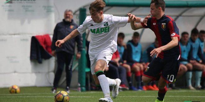 Sassuolo Under 18, tre gol non bastano per battere il Milan: finisce 3-3